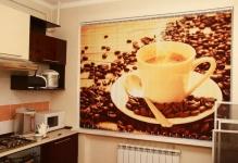 Чашка с кофем идеально подходит для кухни